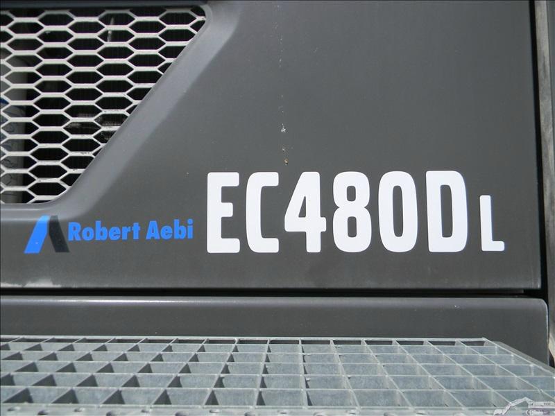 Volvo EC 480 D L
