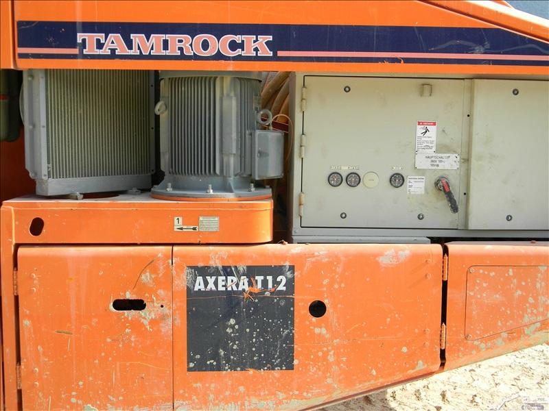 Tamrock AXERA T 12