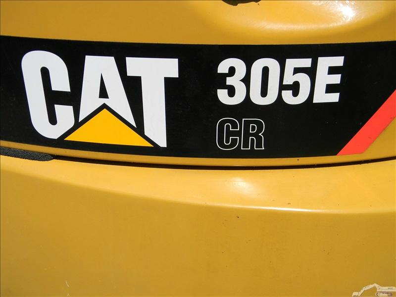 Caterpillar 305 E CR
