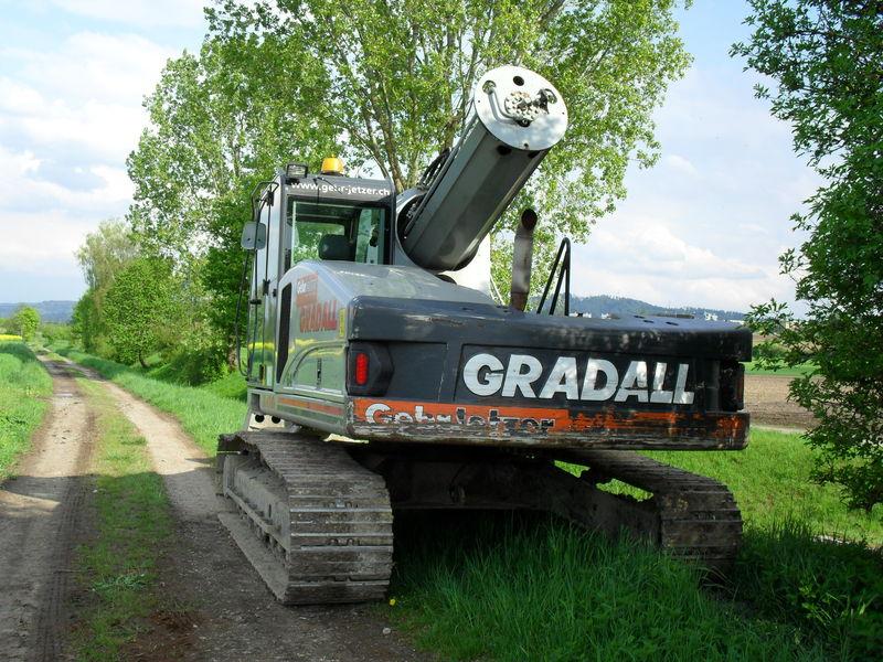 Gradall XL 4200 II