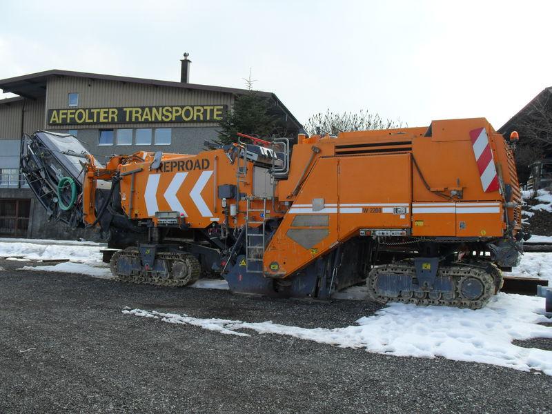 Wirtgen W 2200
