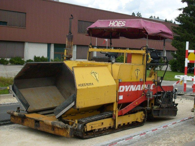 Dynapac HOES 11011 K