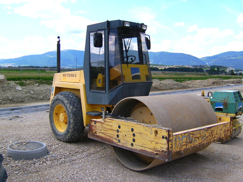 Bomag BW 172 DS