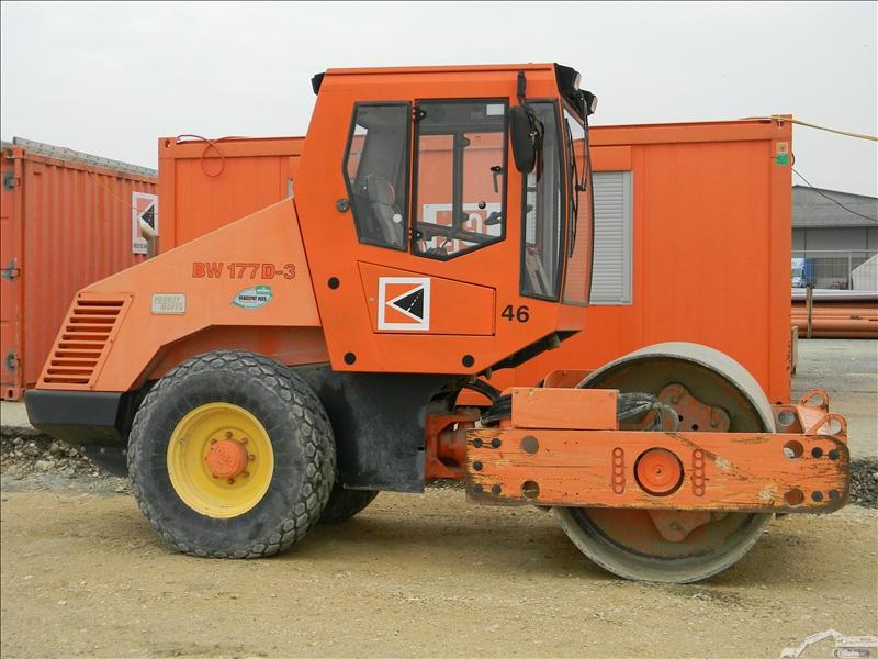 Bomag BW 177 D-3