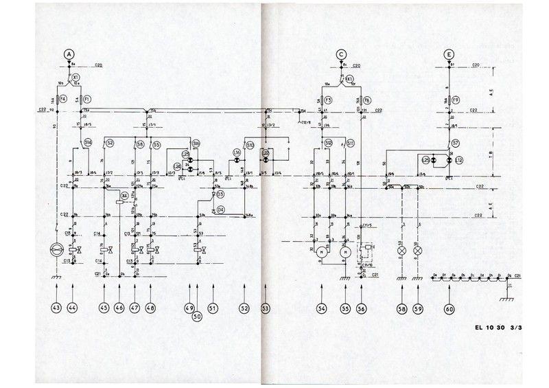 circuit electrique t