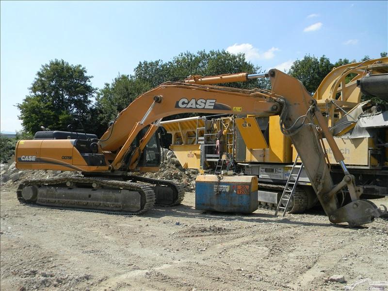 Case CX 370 B