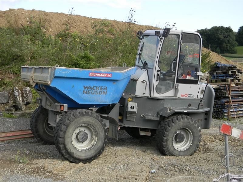 Wacker Neuson 6001 S