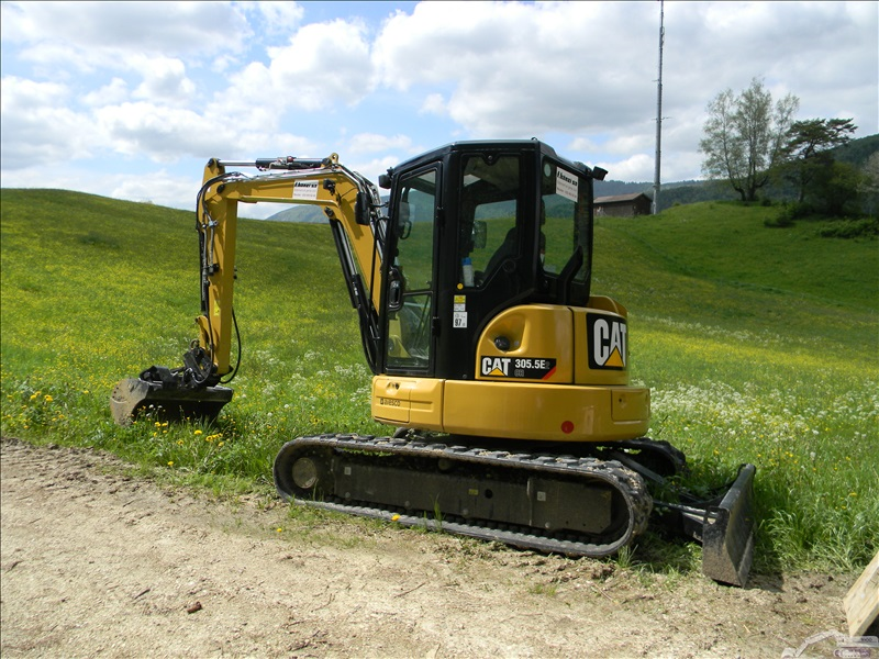 Caterpillar 305.5 E2 CR