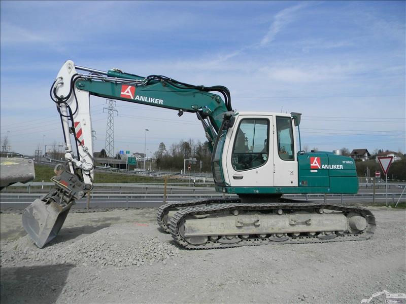 Liebherr R 317 VA