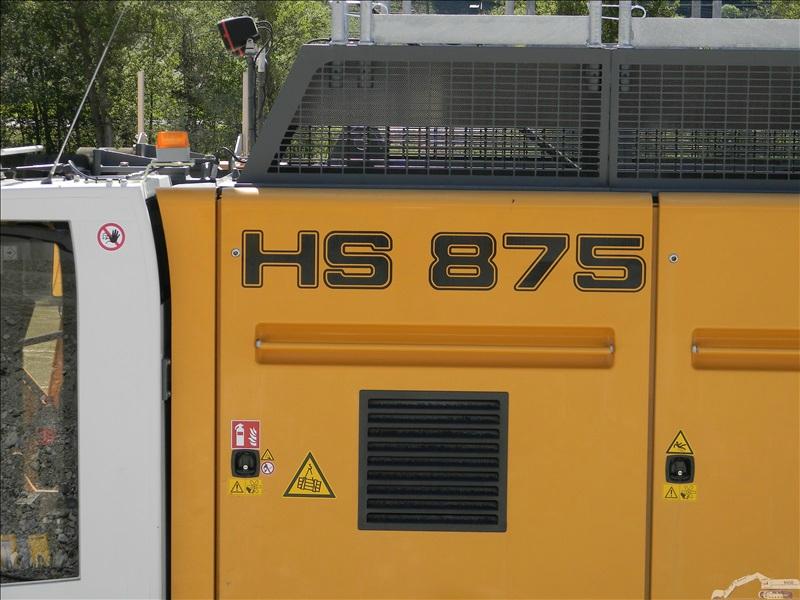 Liebherr HS 875 HD
