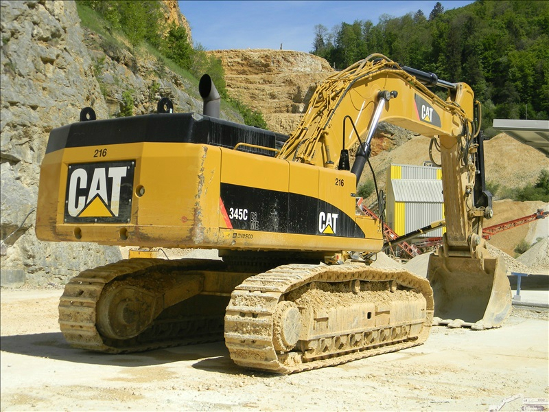 Caterpillar 345 C ESME