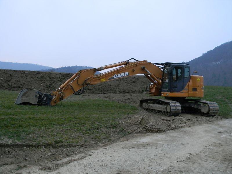 Case CX 225 SR
