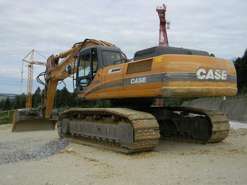 Case CX 460