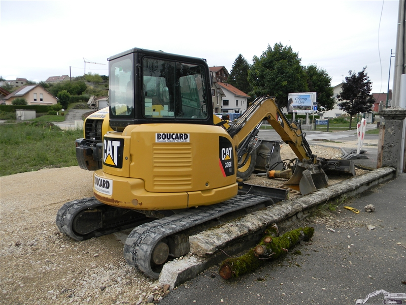 Caterpillar 305 E CR
