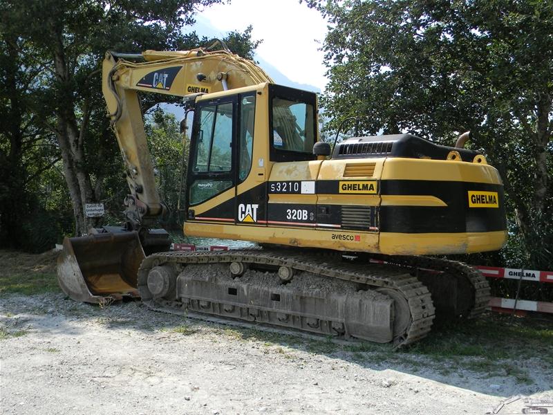 Caterpillar 320 B S