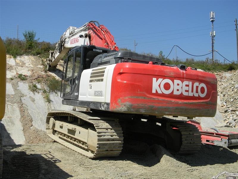 KOBELCO SK 350